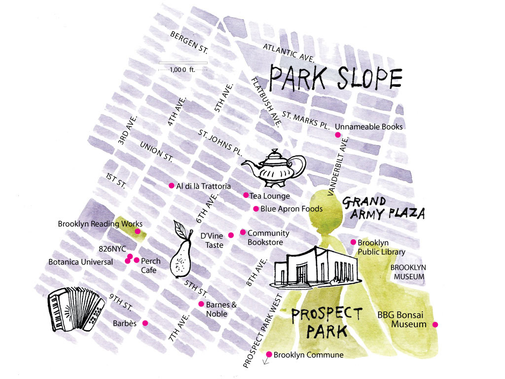 park slope address