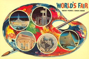 World's Fair postcard B